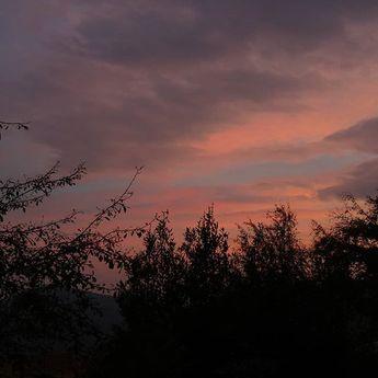 #sunset #nicelight #nofilter #home