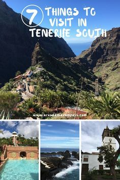 Tenerife, the largest of the seven Canary islands is a mix of mountainous landscapes, black and gold sand beaches, natural pools and great weather year-round. Travel in Africa.