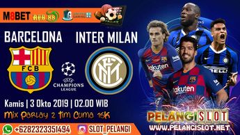 UEFA Champions League Barcelona VS Inter Milan