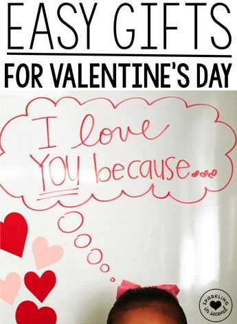 Easy Valentine's Day Gifts-Sparkling in Second
