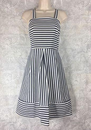 9aa5d730856 Brixon Ivy Stitch Fix Levi dress size Large women s ponte knit striped NEW   BrixonIvy