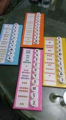 Juegos para trabajar las matematicas numeros y conteo (53