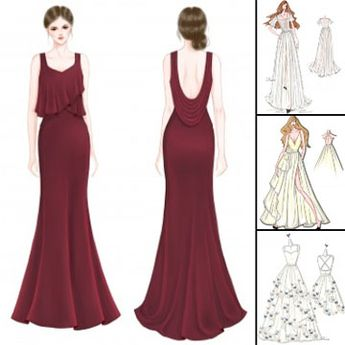63f3bec1d63d4d Dark Red Sleeveless Illusion Neck Sequin Appliqued Customized Jersey  Mermaid Prom Dress