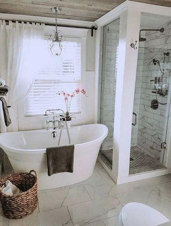 ✔46 Simple and Futuristic Bathroom Remodeling Ideas To Get Unique Look #bathroom #futuristicbathroom #simplebathroom #homedecor   Glebemines.com