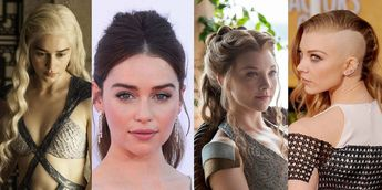 What the 'Game of Thrones' Cast Looks Like I.R.L.