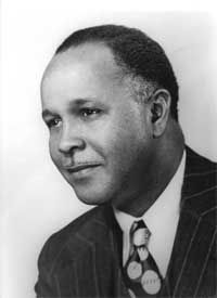 Percy Julian one of the greatest American Chemists. Had to move to Mexico to do his work because he was black
