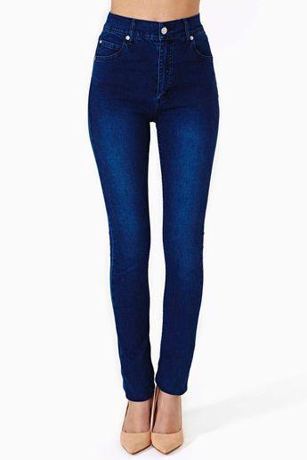 a3ea37a196631b Rag & Bone Skinny Jeans (£110) ❤ liked on Polyvore featurin