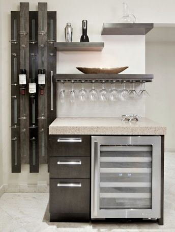 25+ Cool At Home Bar Ideas For You To Copy