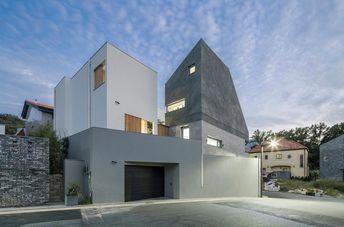 #Building #House #Korea #Seoul #South W House, Seoul, South Korea [Building]