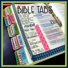 bible tabs laminated bible tabs cute patterns adhesive bible tabs books of