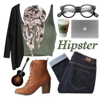 Clothes Hipster Polyvore - Hipster Set for fashionthief )