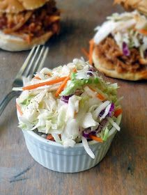 The Best ColeSlaw Ever | by Life Tastes Good is surprisingly simple to make and uses very few ingredients. It is sweet and tangy and pure coleslaw perfection! #Side #Salad