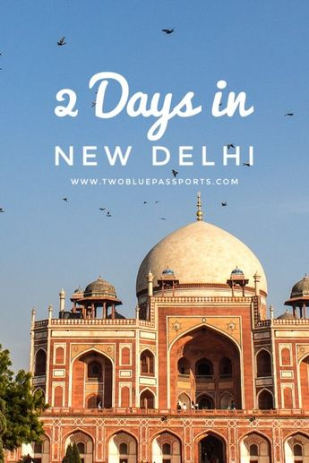 A New Delhi, India Itinerary - Two Blue Passports Travel-- Tanks that Get Around is an online store offering a selection of funny travel clothes for world explorers. Check out www.tanksthatgetaround.com for funny travel tank tops and more travel destination guides!
