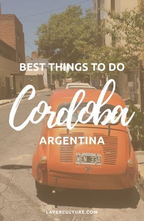 Cool Things to do in Cordoba