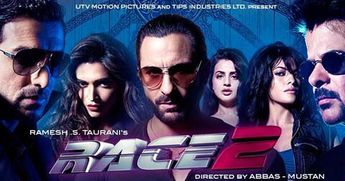 Race 2 movie continues from where it had left in Race and is a grand display of money. Movie starts with the blast of a luxury yellow car and the mind race thus begins. First half of the movie is about setting the context, displaying the prize money and making the plans, while the second half of the movie is more about implementing the core plans and getting the pleasure out of the revenge.