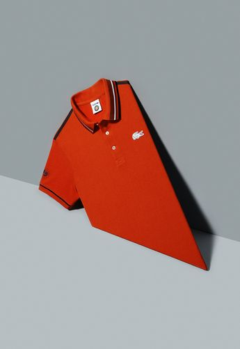 Men's sport French Open polo