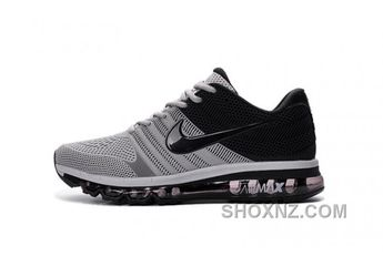 huge discount 183bd 5278f ... svart hvit sko 74a34 f8a9e  norway nike air max 2017 running shoes  total black white traing only 86.00 free shipping bacb4