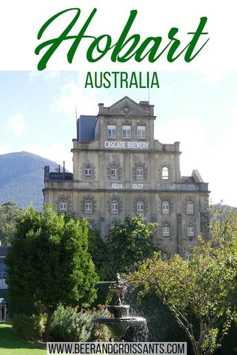 Three day itinerary for Hobart- how to use your time in Hobart wisely