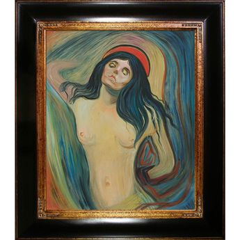 PAINTING EDVARD MUNCH MADONNA 495100 LARGE WALL ART PRINT POSTER PICTURE LF2428