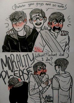 Recently shared sanders sides prinxiety fanart ideas & sanders sides