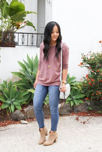 COMFY Tops for Cute, Comfortable, Casual Fall Outfits. YASSS!