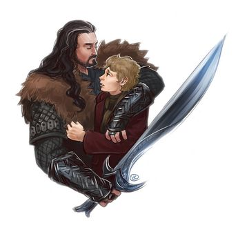 Thorin X Human Reader
