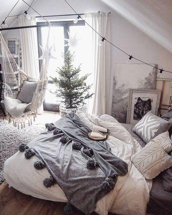 ▷ 1001 + exemples parfaits d'une chambre sous combles