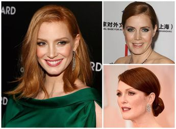 Why Redheads Have a Hard Time Perfecting Their Brows