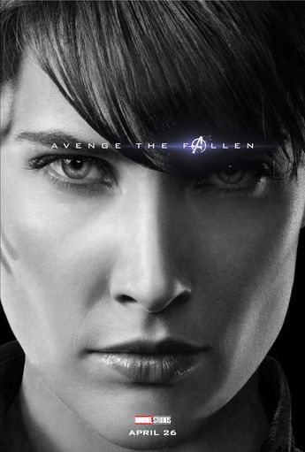 She wasn't my favorite character but she deserves to be avenged.