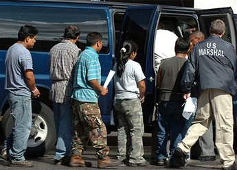 Blowback to Administrative Amnesty Intensifies. Left, right blast release of illegal immigrant detainees.