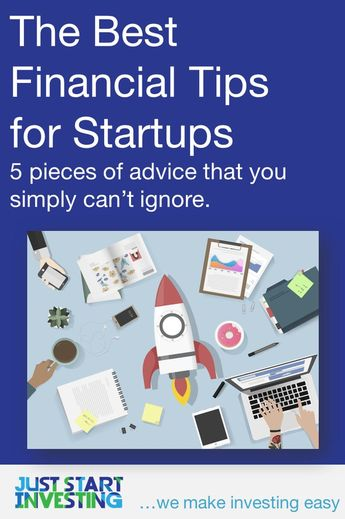 The Best Financial Tips for Startups