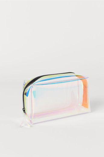 H&M Makeup Bag - White