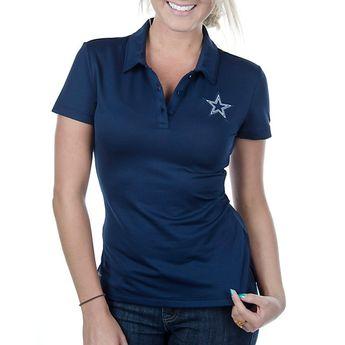 d261ebe84 Dallas Cowboys Columbia Women s Give and Go Polar Fleece Ja