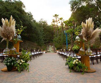 La Terraza Orange County Wedding Venue Rancho Las Lomas