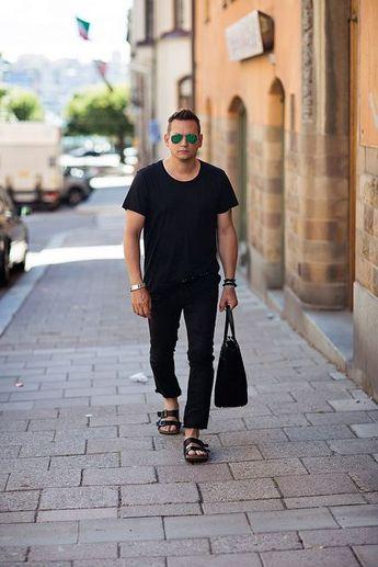 Moda Masculina: assuma as sandálias de uma vez por todas