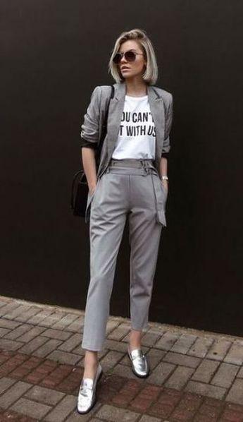 99 Pretty Office Fashion Ideas For Women In 2019