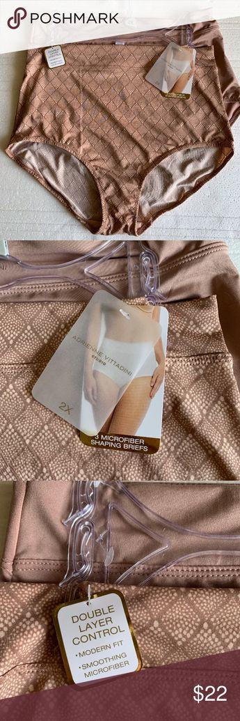 99bc1cb7c Adrienne Vittadini Briefs Panties Women's 2X Adrienne Vittadini Women's 2X  Panties Briefs Comparable to Warner's No