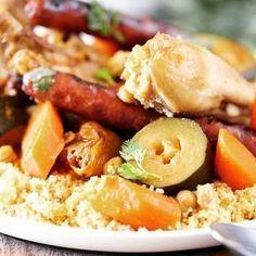 Couscous au Cookeo