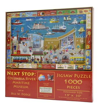 Next Stop: Columbia River Maritime Museum