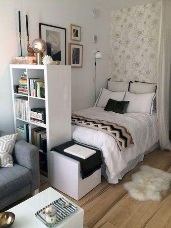 Petit appartement design moderne -  #appartement #chambreacouchermoderne #design #Moderne #Petit