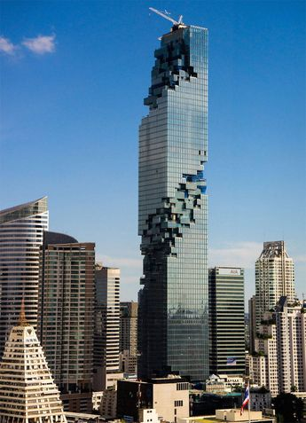 Incredible Diabolic Buildings Around the World