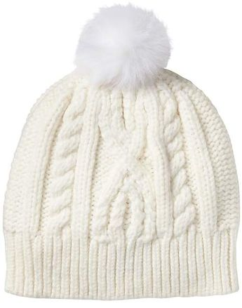 e55c9c07557ff1 CC Beanies Double Pom Beanie Cable Knit Beanie for Kids in