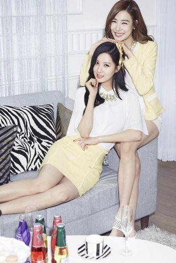TaeTiSeo Has Spring Fever in Lookbook for Mixxo   Koogle TV