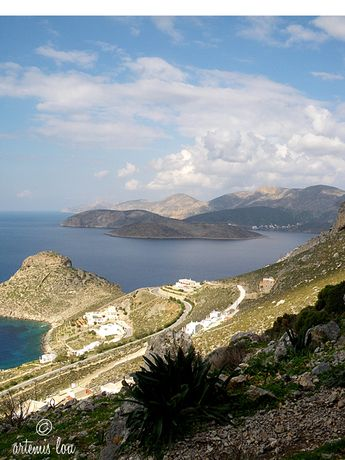 Kalymnos is renown as one of the best islands in the world for sports rock climbing.