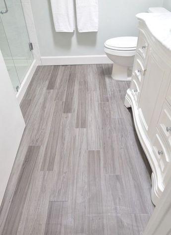 47+ Amazing Gray Plank Flooring Ideas