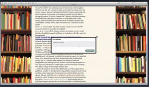 Turning Static Text Into Interactive Discussions   MindShift