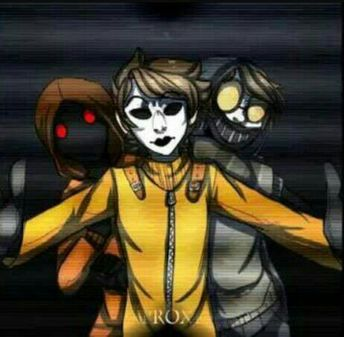 ticcy toby x masky eyeless jack Ideas and Images | Pikef