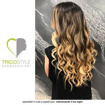 Instagram post by @tricostyle_parrucchieri