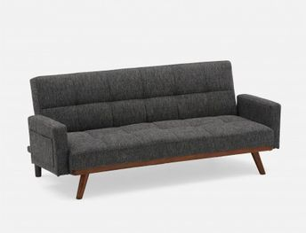 Tremendous Margot Dark Grey Right Facing Sectional Sofa Structube Pdpeps Interior Chair Design Pdpepsorg