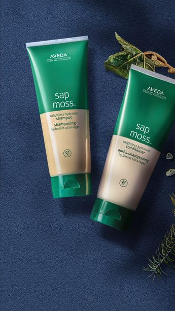 Does your hair feel dull,dryandlifeless?Bring it back to lifewithNEW Sap Moss.